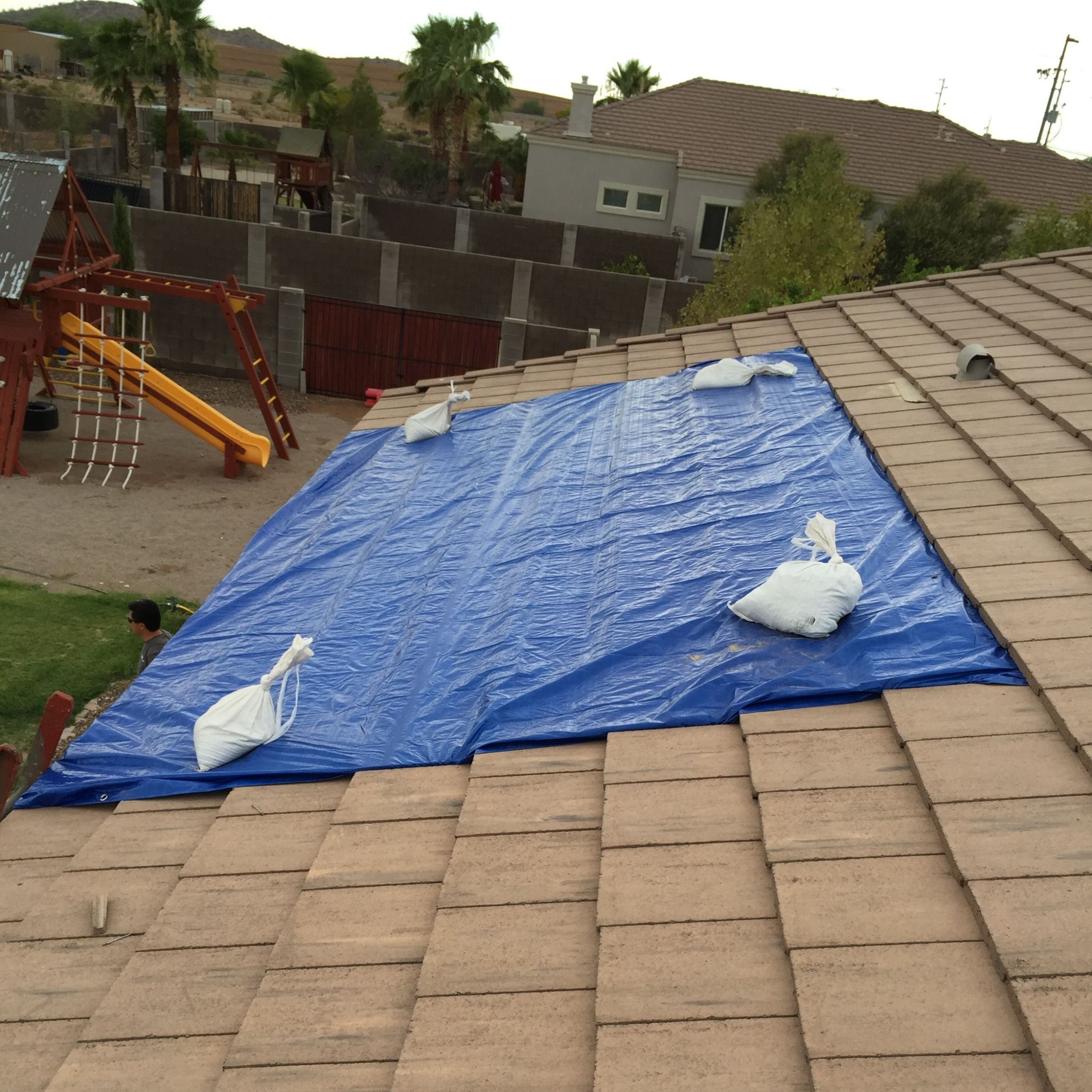What to Do When You Find a Roof Leak